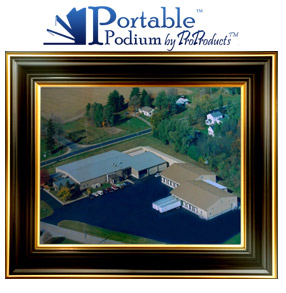 Portable Podium ProProducts Facility